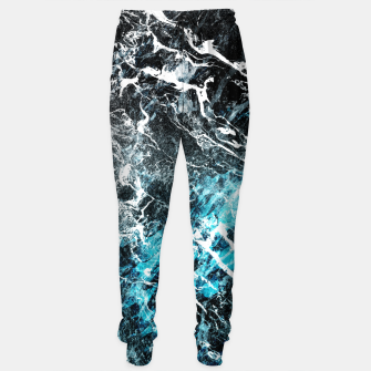 Thumbnail image of The cold frozen waves Sweatpants, Live Heroes