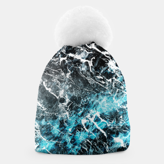 Thumbnail image of The cold frozen waves Beanie, Live Heroes