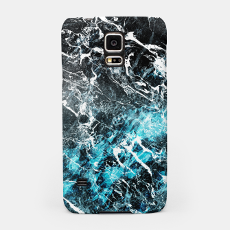 Thumbnail image of The cold frozen waves Samsung Case, Live Heroes