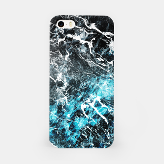 Thumbnail image of The cold frozen waves iPhone Case, Live Heroes