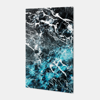 Thumbnail image of The cold frozen waves Canvas, Live Heroes
