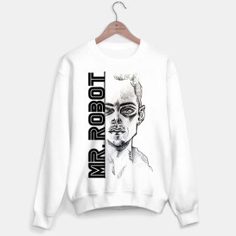 Miniaturka Mr.Robot Sweater regular, Live Heroes