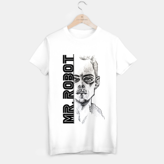 Miniaturka Mr.Robot T-shirt regular, Live Heroes