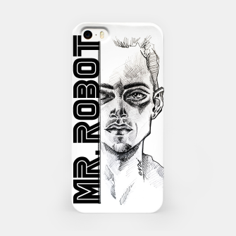 Miniaturka Mr.Robot iPhone Case, Live Heroes