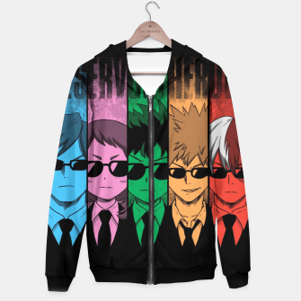 Thumbnail image of Reservoir Heroes Sudadera con capucha, Live Heroes