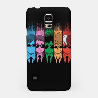 Thumbnail image of Reservoir Heroes Carcasa por Samsung, Live Heroes