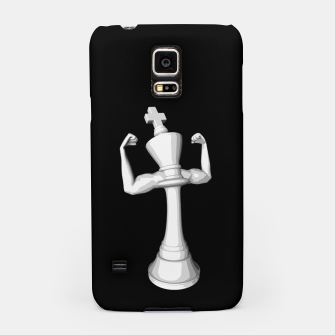 The White King Samsung Case thumbnail image