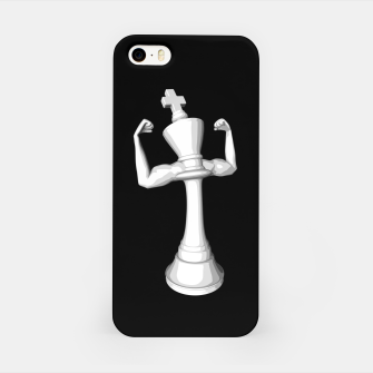 The White King iPhone Case thumbnail image