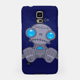 Thumbnail image of Sad Robot Samsung Case, Live Heroes