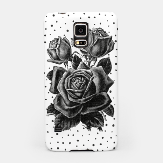 Thumbnail image of Dots with vintage rose , Live Heroes