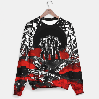 Thumbnail image of Astro Raiders Sweater, Live Heroes