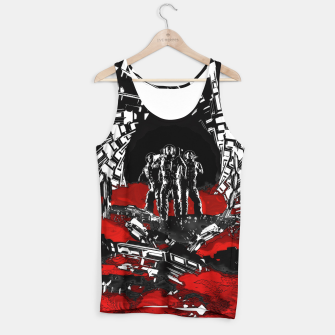 Thumbnail image of Astro Raiders Tank Top, Live Heroes