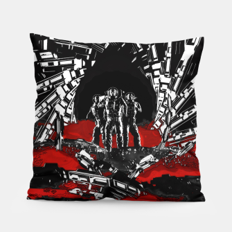 Thumbnail image of Astro Raiders Pillow, Live Heroes
