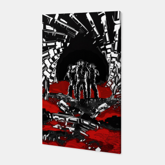 Thumbnail image of Astro Raiders Canvas, Live Heroes