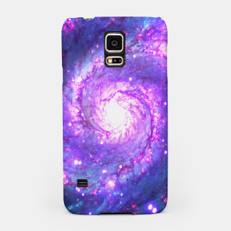 Miniaturka Ultra Violet Whirlpool Galaxy Samsung Case, Live Heroes