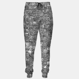 Thumbnail image of virus Sweatpants, Live Heroes
