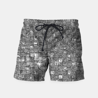 Thumbnail image of virus Swim Shorts, Live Heroes