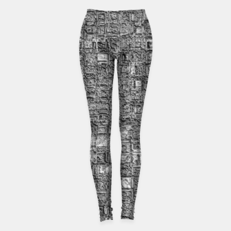 Thumbnail image of virus Leggings, Live Heroes