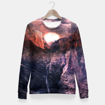Miniaturka Space Sommer Fitted Waist Sweater, Live Heroes