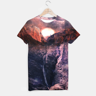 Thumbnail image of Space Sommer T-shirt, Live Heroes