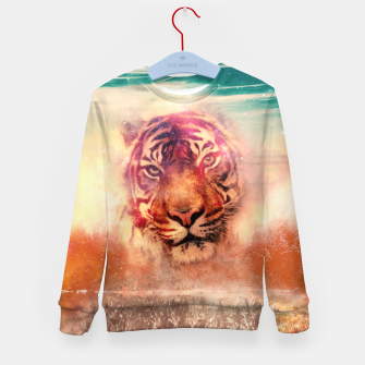Thumbnail image of Tigerland Kid's Sweater, Live Heroes