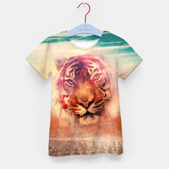 Thumbnail image of Tigerland Kid's T-shirt, Live Heroes