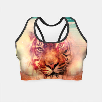 Thumbnail image of Tigerland Crop Top, Live Heroes