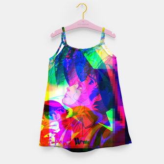 Thumbnail image of Nobodys Boy Remi Glitch Version Girl's Dress, Live Heroes