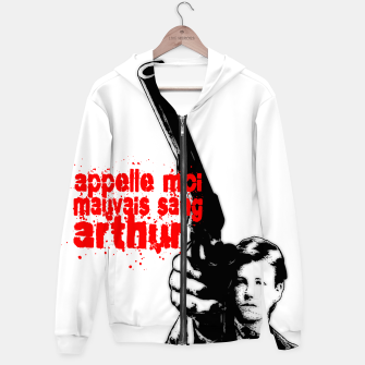 Thumbnail image of Bad Blood Arthur Hoodie, Live Heroes