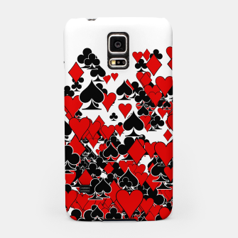Thumbnail image of Poker Star Samsung Case, Live Heroes