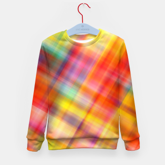 Thumbnail image of Colorful Design Kid's Sweater, Live Heroes