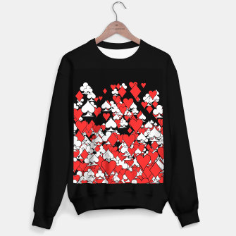 Thumbnail image of Poker Star II Sweater regular, Live Heroes