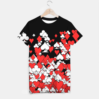 Thumbnail image of Poker Star II T-shirt, Live Heroes