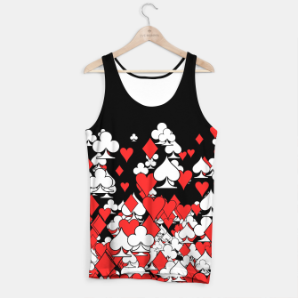 Thumbnail image of Poker Star II Tank Top, Live Heroes