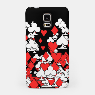 Thumbnail image of Poker Star II Samsung Case, Live Heroes