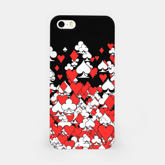 Thumbnail image of Poker Star II iPhone Case, Live Heroes