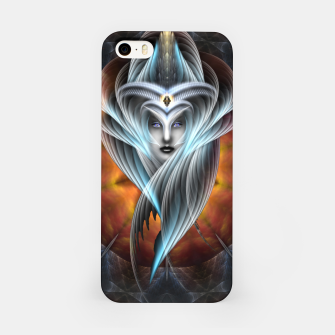 What Dreams Are Made Of Arcania Vision Fractal Art iPhone Case thumbnail image