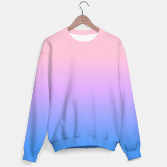 Thumbnail image of bright gradient Sweater, Live Heroes