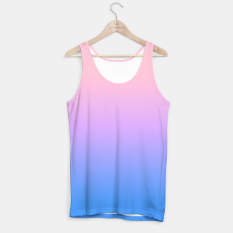 Thumbnail image of bright gradient Tank Top, Live Heroes