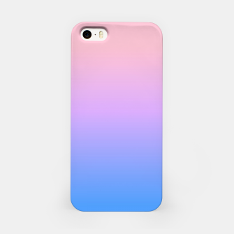 Thumbnail image of bright gradient iPhone Case, Live Heroes
