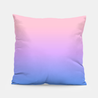 Thumbnail image of bright gradient Pillow, Live Heroes