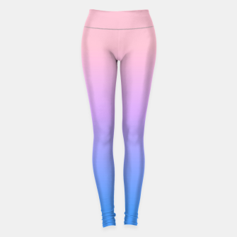 Thumbnail image of bright gradient Leggings, Live Heroes