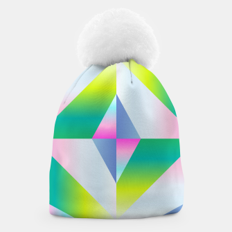 Thumbnail image of colorful vibration Beanie, Live Heroes