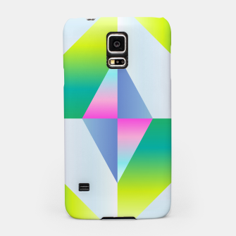 Thumbnail image of colorful vibration Samsung Case, Live Heroes