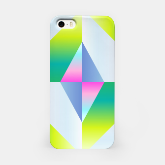 Thumbnail image of colorful vibration iPhone Case, Live Heroes