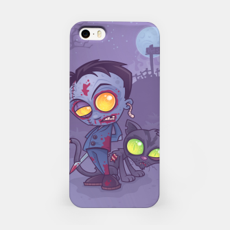 Thumbnail image of Pet Cemetery iPhone Case, Live Heroes