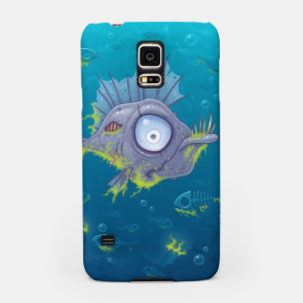 Thumbnail image of Zombie Fish Samsung Case, Live Heroes