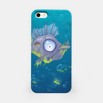 Thumbnail image of Zombie Fish iPhone Case, Live Heroes