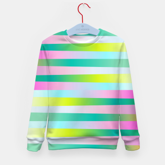 Thumbnail image of perception Kid's Sweater, Live Heroes