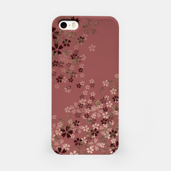 Thumbnail image of Sakura Japanese national flower cherry blossoms iPhone Case, Live Heroes
